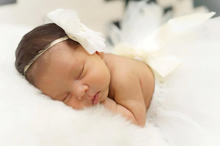 Dream Of Baby Girl - Meaning And Interpretation