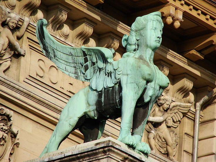 sphinx: Spirit Animal, Totem, Symbolism and Meaning