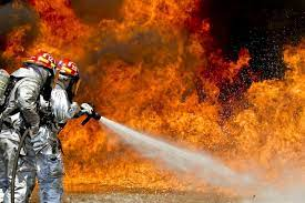 What does it mean to dream about a fire extinguisher?