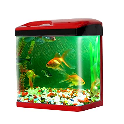 What does it mean to dream about a fish tank?