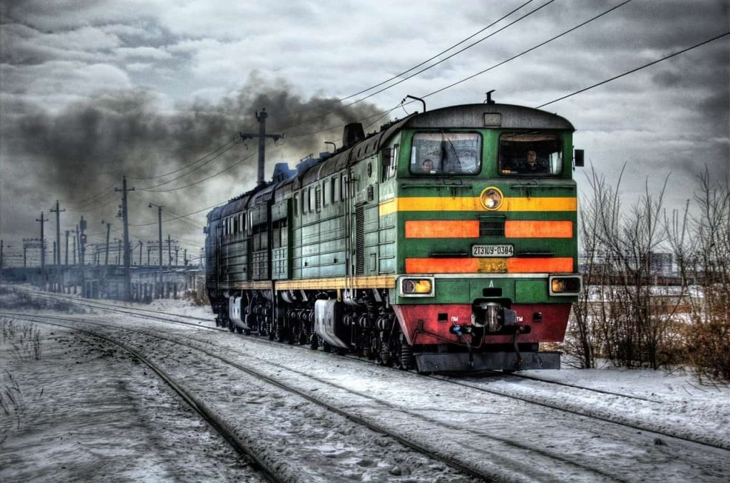 What does it mean to dream about a railroad