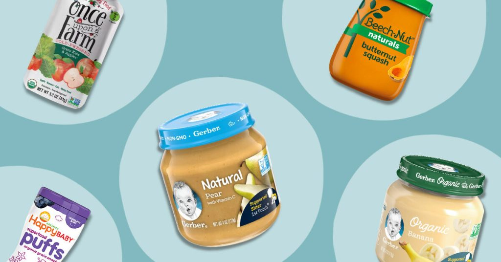 what does it mean to dream about baby food?