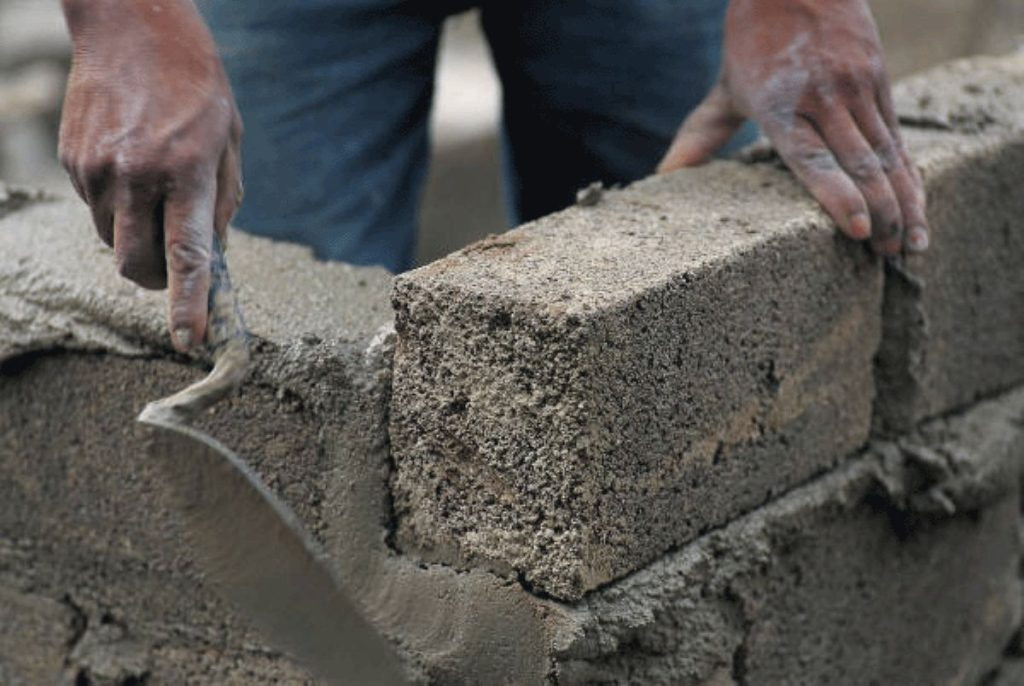 what does it mean to dream about cement