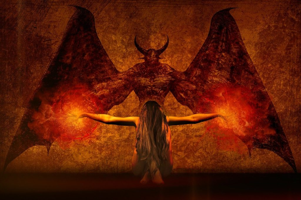 What does it mean to dream about demons?