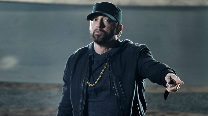 what does it mean to dream about eminem?