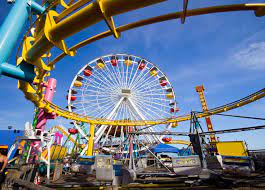 What does it mean to dream about fairground?