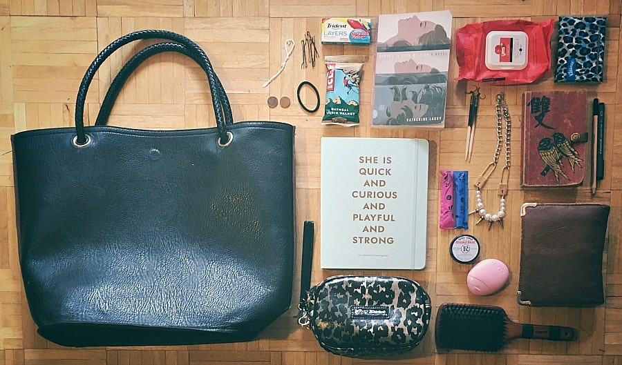 What does it mean to dream about finding your bag?