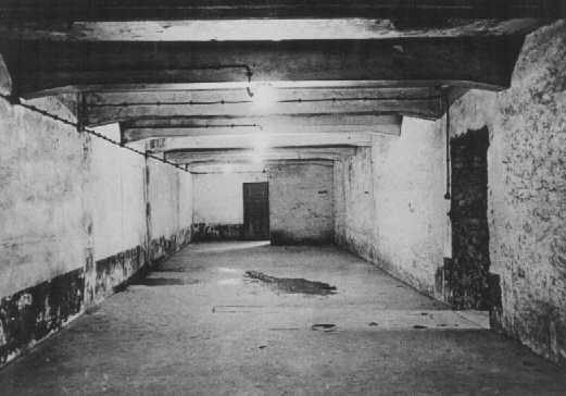 What does it mean to dream about gas chamber?
