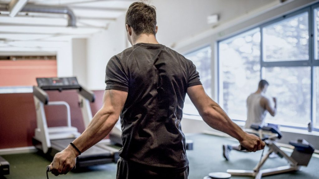 what does it mean to dream about gym